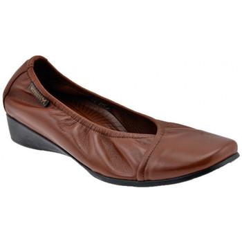 Pantofi Femei Balerin și Balerini cu curea Mephisto  Maro