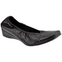 Pantofi Femei Balerin și Balerini cu curea Mephisto  Negru