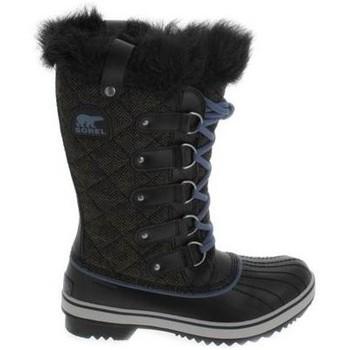 Pantofi Femei Cizme de zapadă Sorel Tofino Herringbone Marron Maro