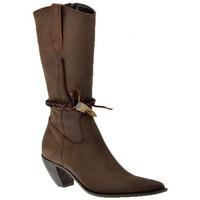 Pantofi Femei Botine Nci  Maro