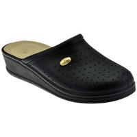 Pantofi Femei Saboti Sanital  albastru