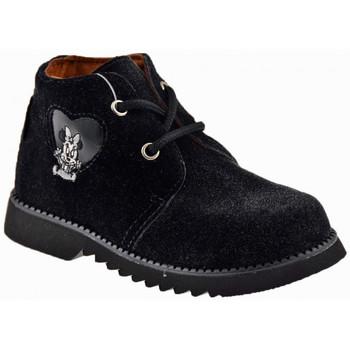 Pantofi Fete Ghete Disney  Negru