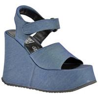 Pantofi Femei Sandale  No End  albastru