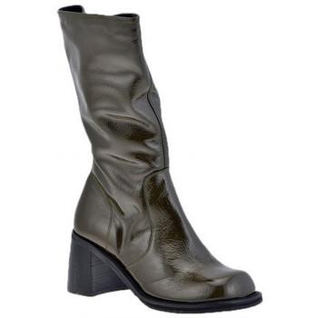 Pantofi Femei Botine No End  verde