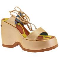 Pantofi Femei Sandale  No End  Auriu