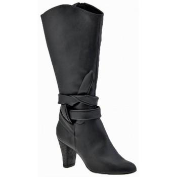 Pantofi Femei Botine Chedivé  Negru