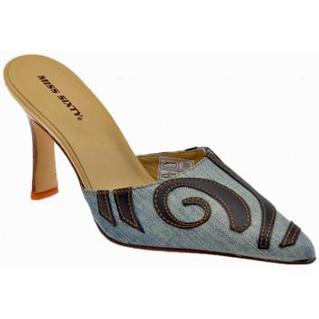 Pantofi Femei Saboti Miss Sixty  albastru
