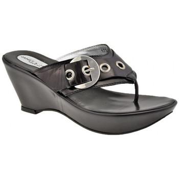 Pantofi Femei Sandale  Janet&Janet  Negru