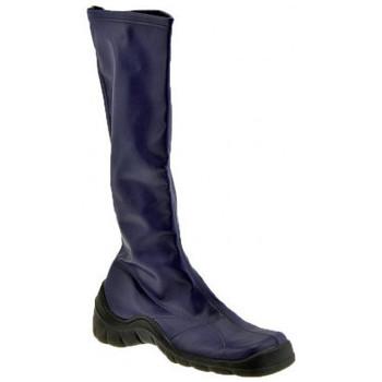 Pantofi Femei Cizme casual Janet&Janet  violet