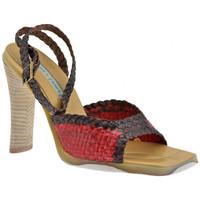 Pantofi Femei Sandale  Janet&Janet  roșu
