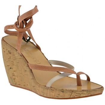 Pantofi Femei  Flip-Flops Janet&Janet  Bej