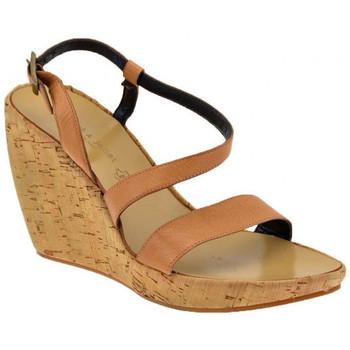 Pantofi Femei Sandale  Janet&Janet  Bej