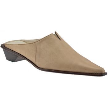 Pantofi Femei Saboti Janet&Janet  Bej