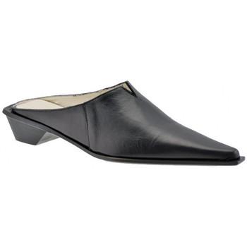 Pantofi Femei Saboti Janet&Janet  Negru