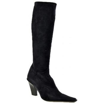 Pantofi Femei Cizme casual Janet&Janet  Negru