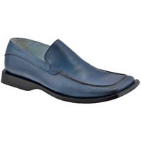 Pantofi Bărbați Mocasini Lancio  albastru