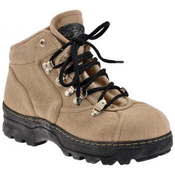 Pantofi Bărbați Drumetie și trekking Lumberjack  Bej