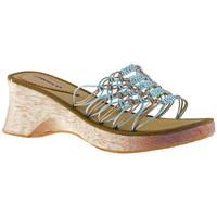 Pantofi Femei Papuci de vară Lumberjack  Bej
