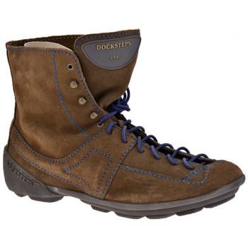 Pantofi Bărbați Ghete Docksteps  Maro
