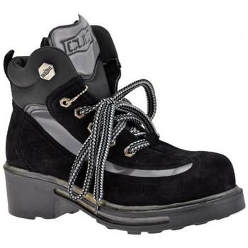 Pantofi Femei Ghete Cult  Negru