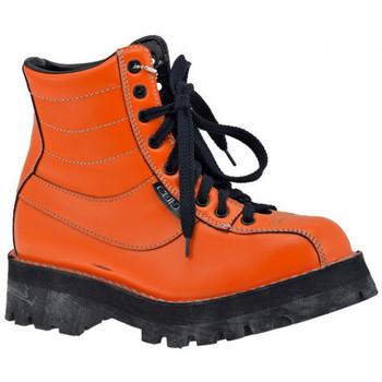 Pantofi Femei Ghete Cult  portocaliu