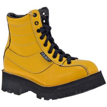 Pantofi Femei Ghete Cult  galben