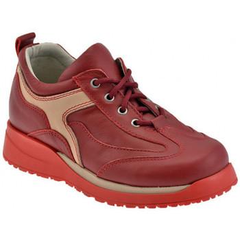 Pantofi Copii Pantofi sport stil gheata Chicco  roșu