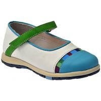 Pantofi Fete Balerin și Balerini cu curea Chicco  galben