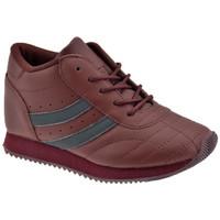 Pantofi Fete Pantofi sport stil gheata Chicco  Maro