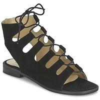 Pantofi Femei Sandale  Betty London EBITUNE Negru