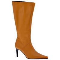 Pantofi Femei Botine Fornarina  Bej