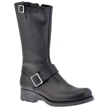Pantofi Femei Botine Fornarina  Negru