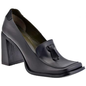 Pantofi Femei Mocasini Giancarlo Paoli  Negru