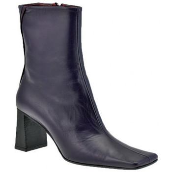 Pantofi Femei Botine Giancarlo Paoli  violet