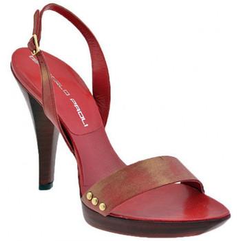 Pantofi Femei Sandale  Giancarlo Paoli  roșu