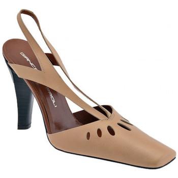 Pantofi Femei Sandale  Giancarlo Paoli  Bej