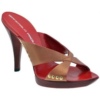 Pantofi Femei Pantofi cu toc Giancarlo Paoli  roșu