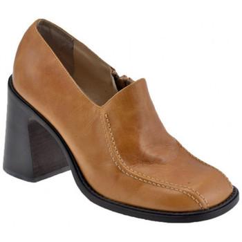 Pantofi Femei Mocasini Strategia  galben