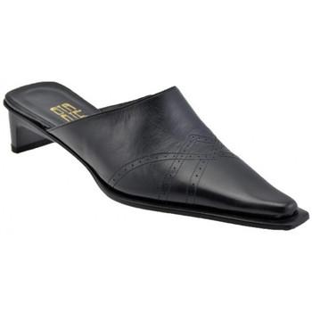 Pantofi Femei Saboti Strategia  Negru