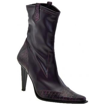 Pantofi Femei Botine Strategia  violet