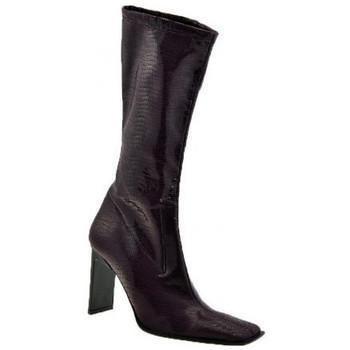 Pantofi Femei Cizme casual Strategia  violet