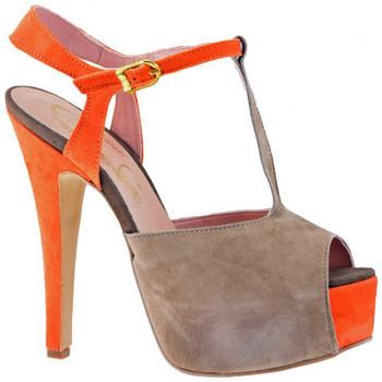 Pantofi Femei Pantofi cu toc Cuomo  Maro