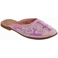 Pantofi Copii Saboti Bamboo  roz