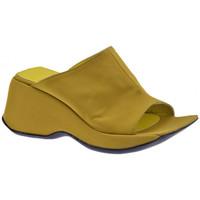 Pantofi Femei Saboti Now  Maro