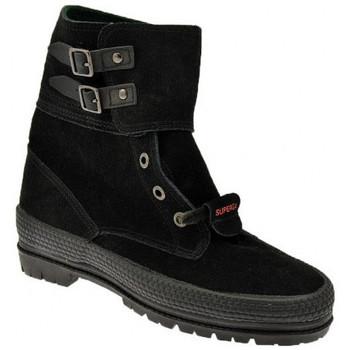 Pantofi Femei Ghete Superga  Negru