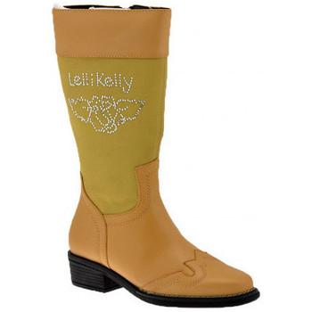Pantofi Copii Cizme casual Lelli Kelly  Bej