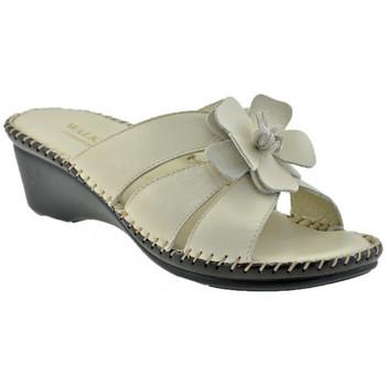 Pantofi Femei Papuci de vară Susimoda  Bej