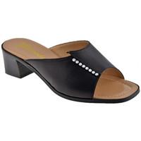 Pantofi Femei Papuci de vară Susimoda  Negru