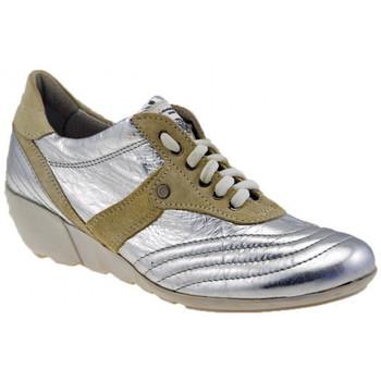 Pantofi Femei Pantofi sport stil gheata OXS  Argintiu