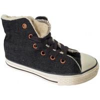 Pantofi Copii Pantofi sport stil gheata Converse  albastru